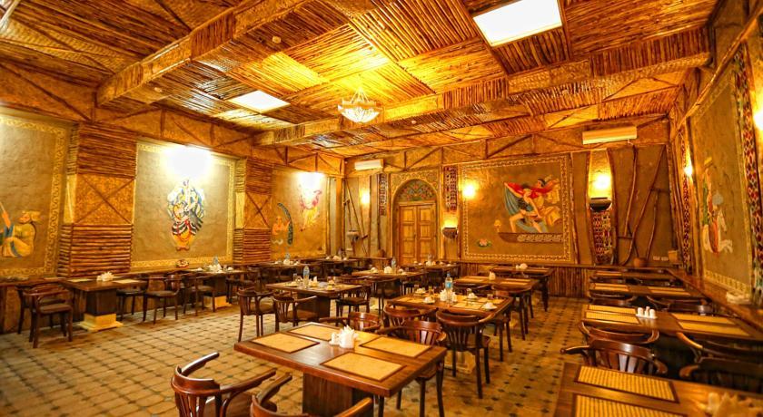 Restaurant Malika Bukhara 9