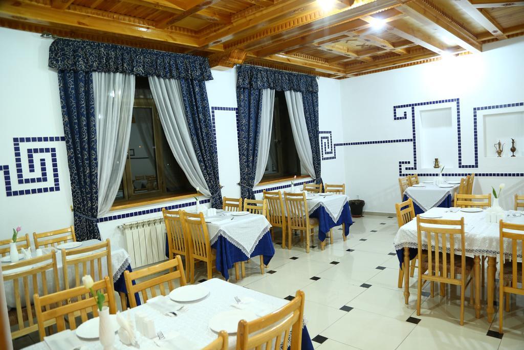 Restaurant Malika Prime Samarkand 1