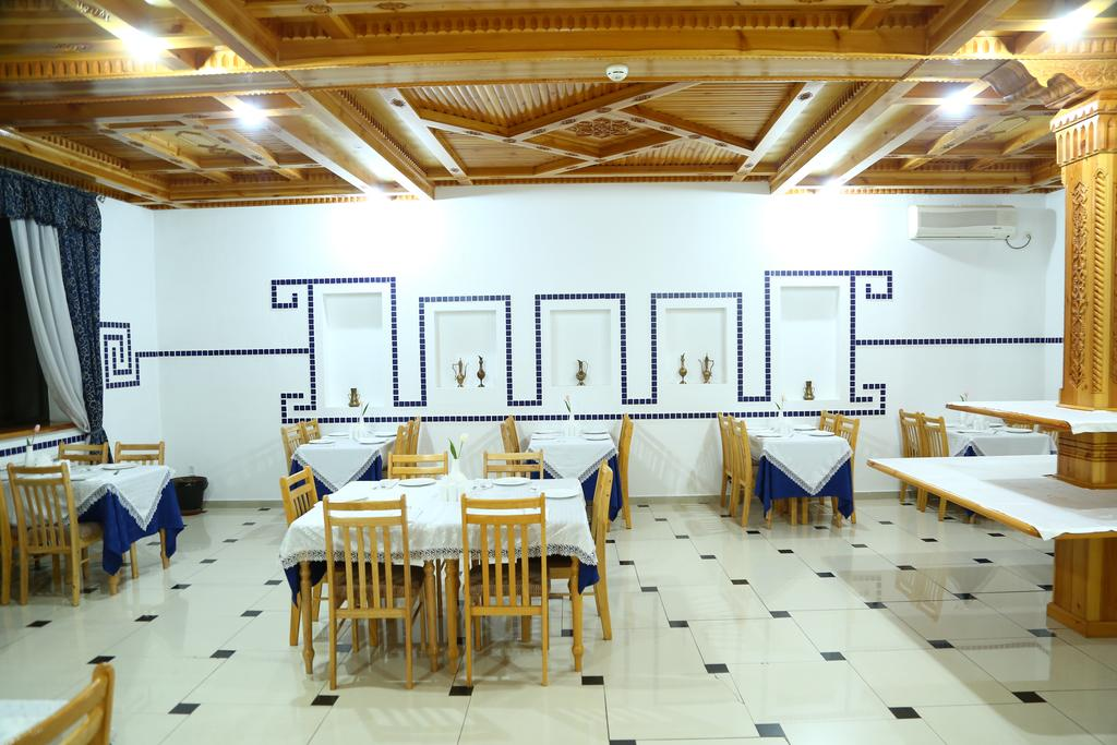 Restaurant Malika Prime Samarkand 4