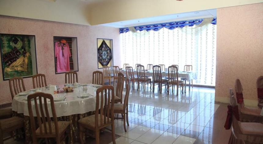 Restaurant Meridian Termez