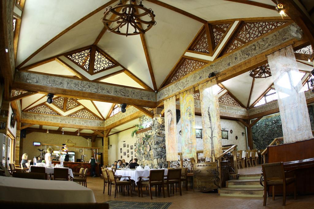 Restaurant Platan Samarkand