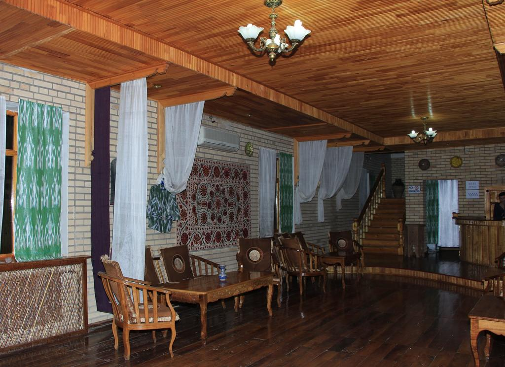 Shakherezada Khiva 14