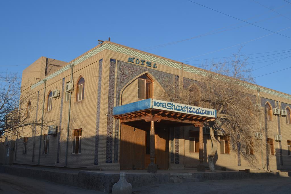 Shakherezada Khiva 7