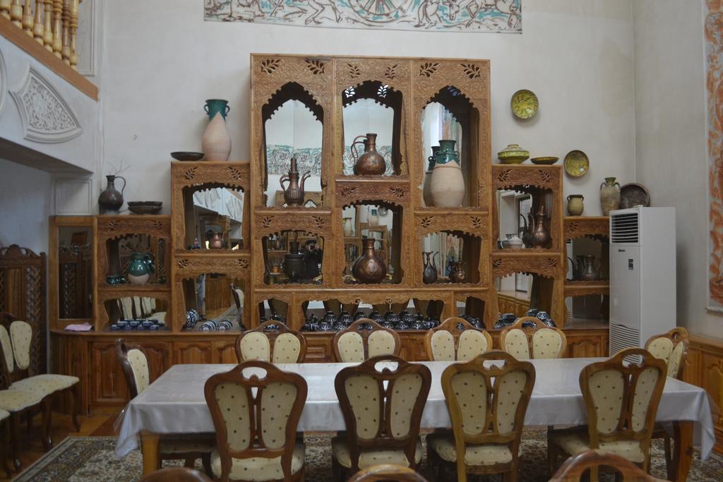 Shakherezada Khiva 9