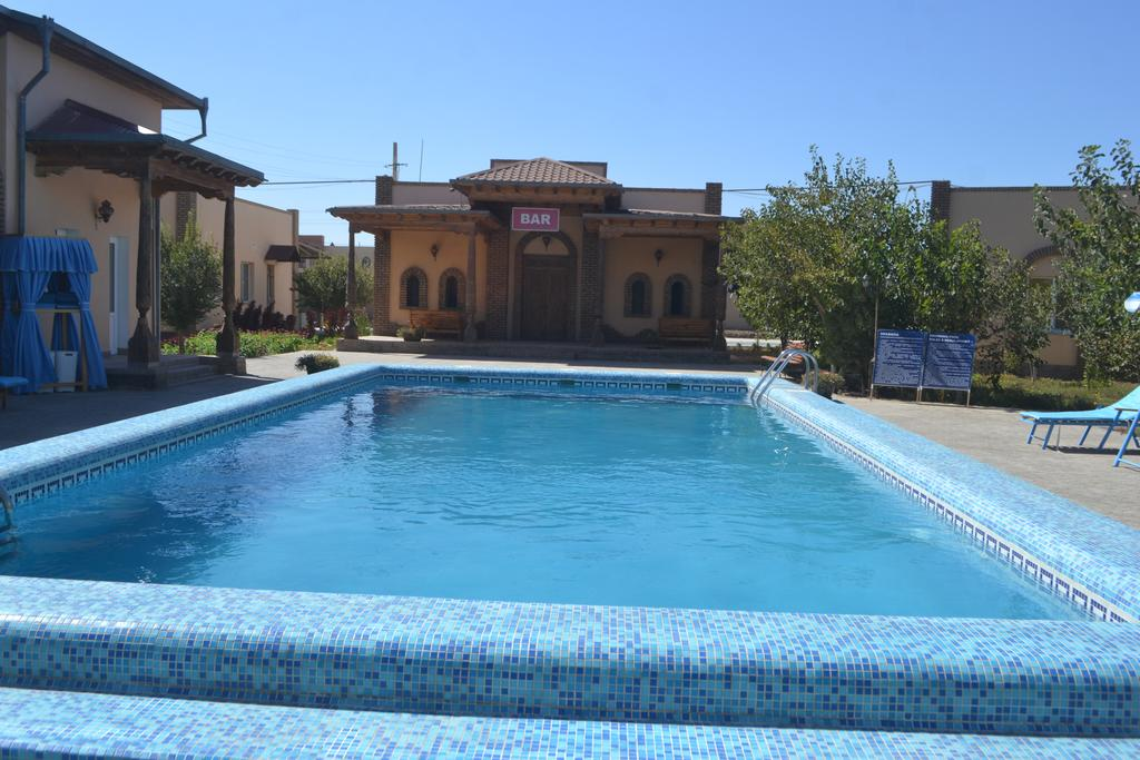 Swimming Pool Asia Khiva