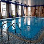 Swimming Pool Hotel Asia Tashkent
