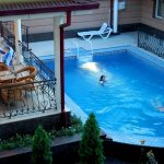 Swimming Pool Hotel Bek Tashkent 1