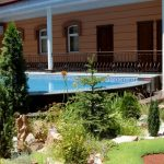 Swimming Pool Hotel Bek Tashkent