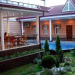 Swimming Pool Hotel Bek Tashkent 2