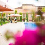 Swimming Pool Hotel Sharq Tashkent 4