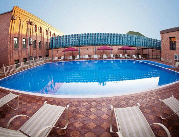 Swimming Pool Ichan Kala Tashkent 2