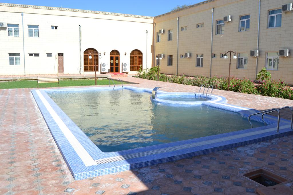 Swimming Pool Qibla Tozabog Khiva