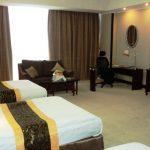 Triple Room Miran Tashkent 1