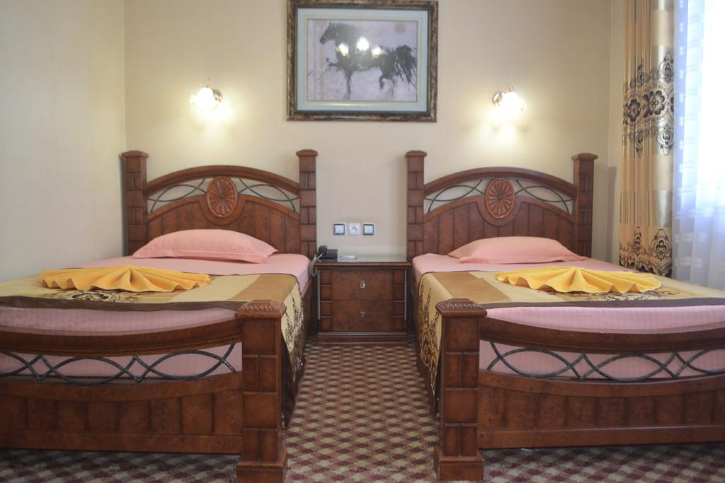 Twin Room Asia Khiva