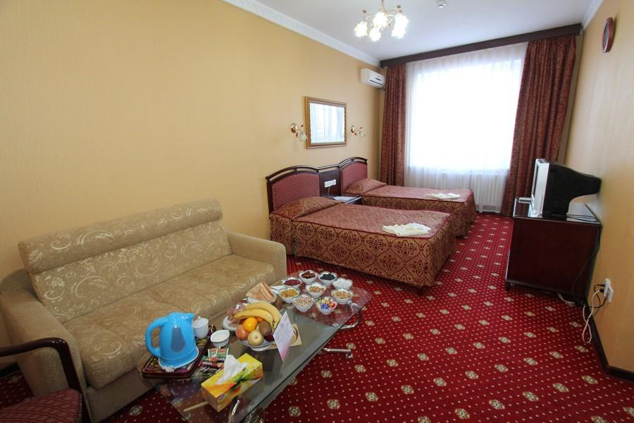 Twin Room Asia Samarkand 2