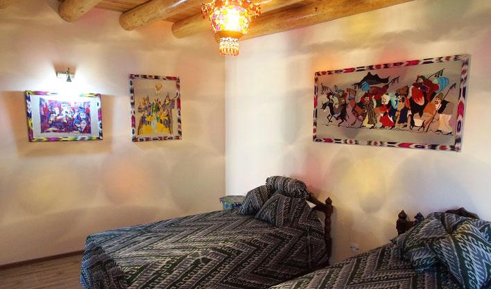 Twin Room Bibi Honim Bukhara 3