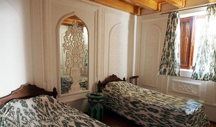 Twin Room Bibi Honim Bukhara 7