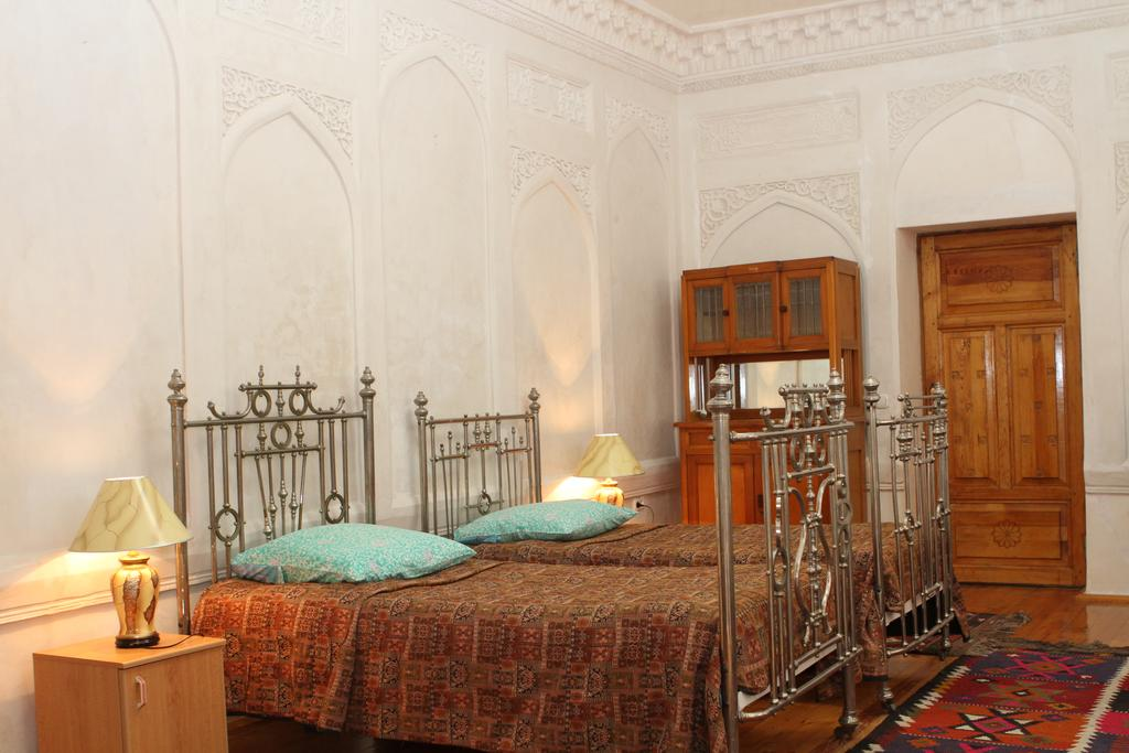 Twin Room Emir Bukhara 1
