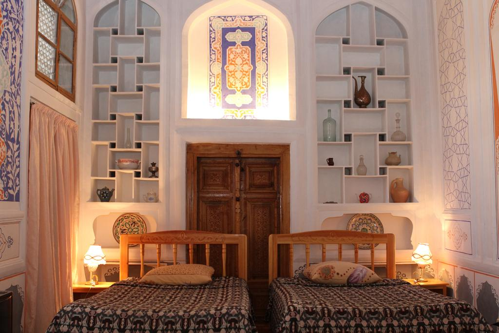 Twin Room Emir Bukhara 3