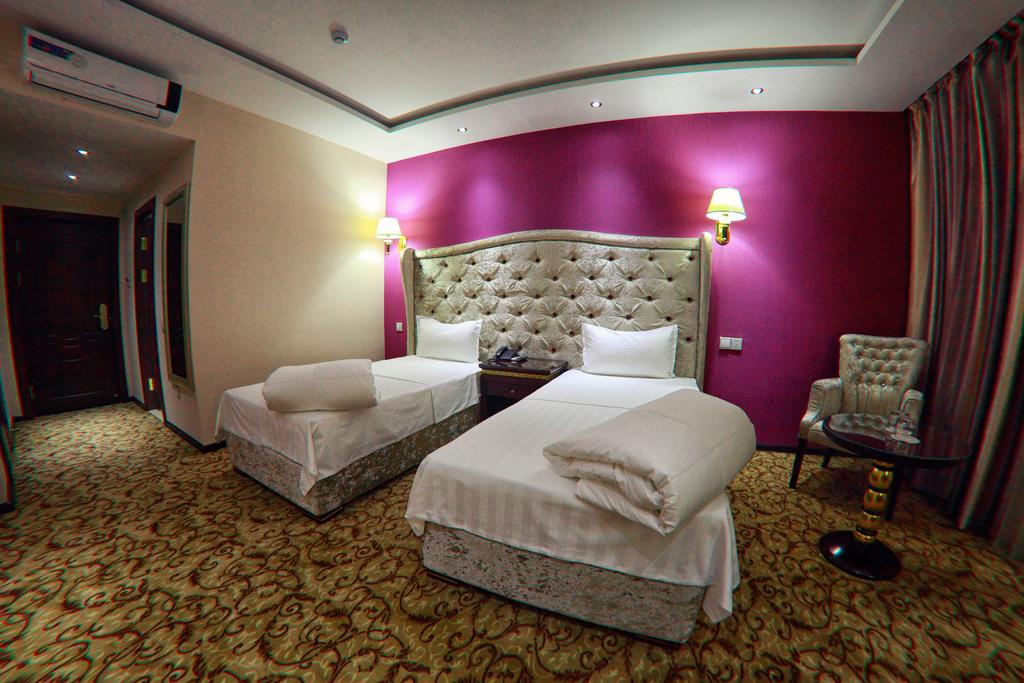 Twin Room Emirhan Samarkand