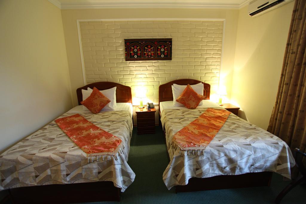 Twin Room Grand Samarkand