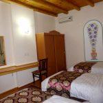 Twin Room Hovly Poyon Bukhara