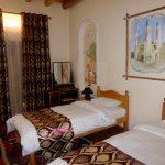 Twin Room Hovly Poyon Bukhara 2