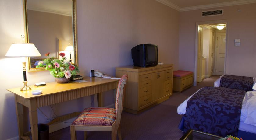 Twin Room International Tashkent 1