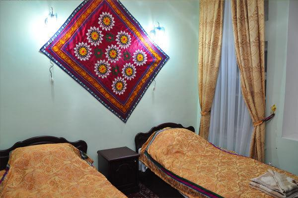 Twin Room Jahongir B&B Samarkand 4