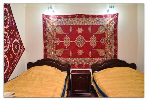 Twin Room Jahongir B&B Samarkand