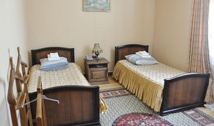 Twin Room Jipek Joli Nukus 1