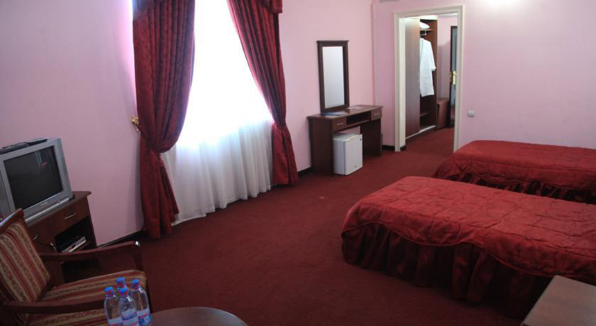 Twin Room Meridian Termez 1