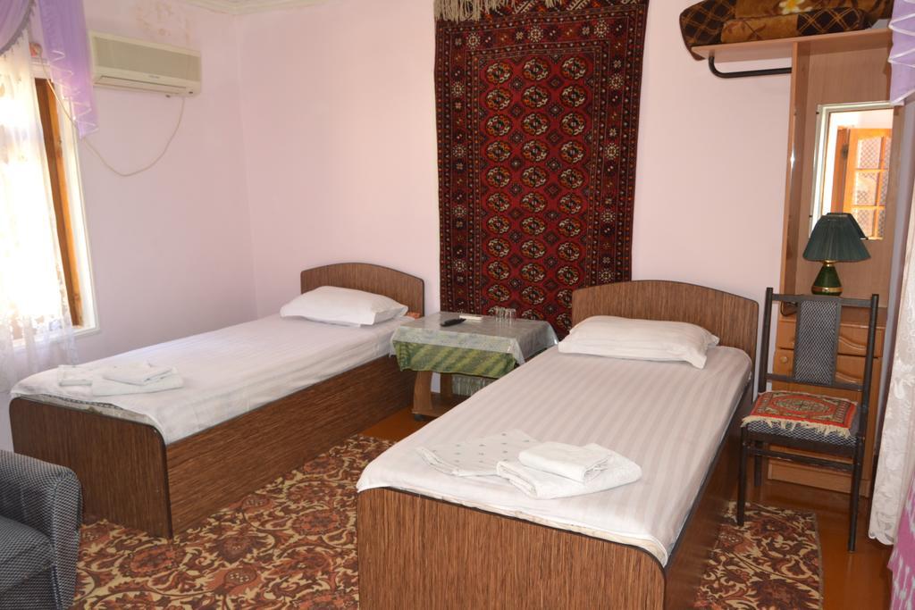 Twin Room Nazira&Azizbek Bukhara 1