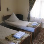 Twin Room Nazira&Azizbek Bukhara