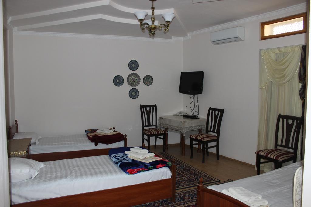 Twin Room Nazira&Azizbek Bukhara 3
