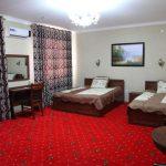 Twin Room Qibla Tozabog Khiva