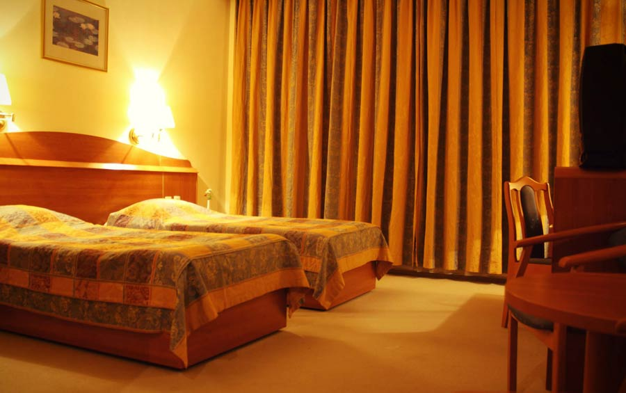 Twin Room Registan Plaza Samarkand 1