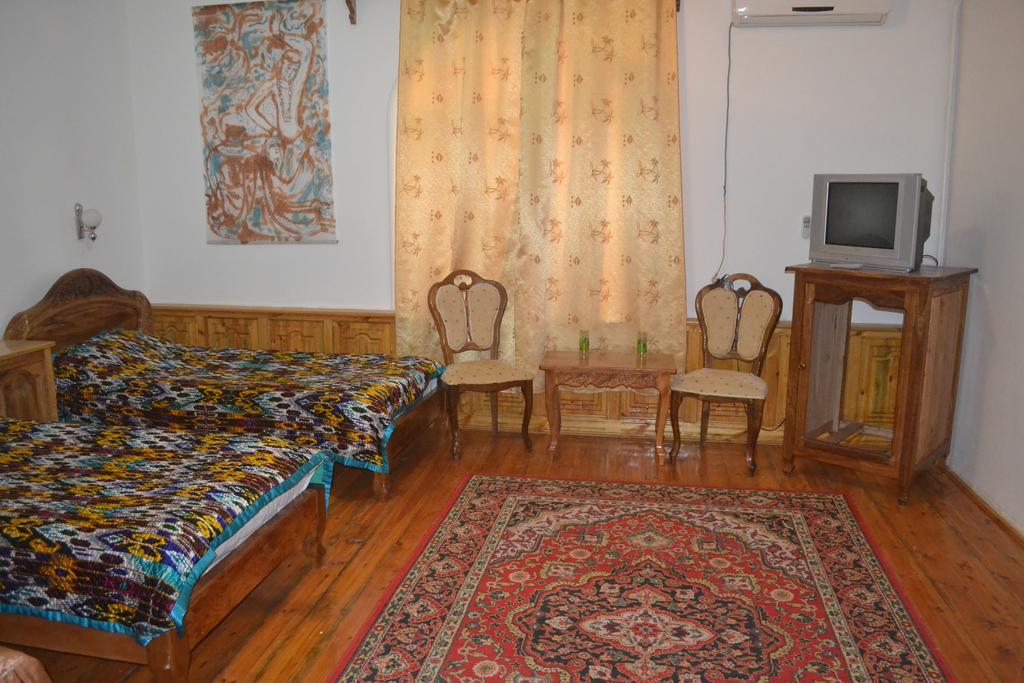 Twin Room Shakherezada Khiva 1