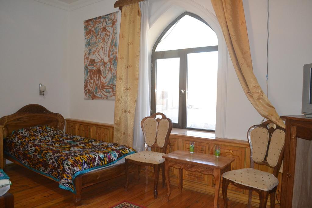 Twin Room Shakherezada Khiva 2