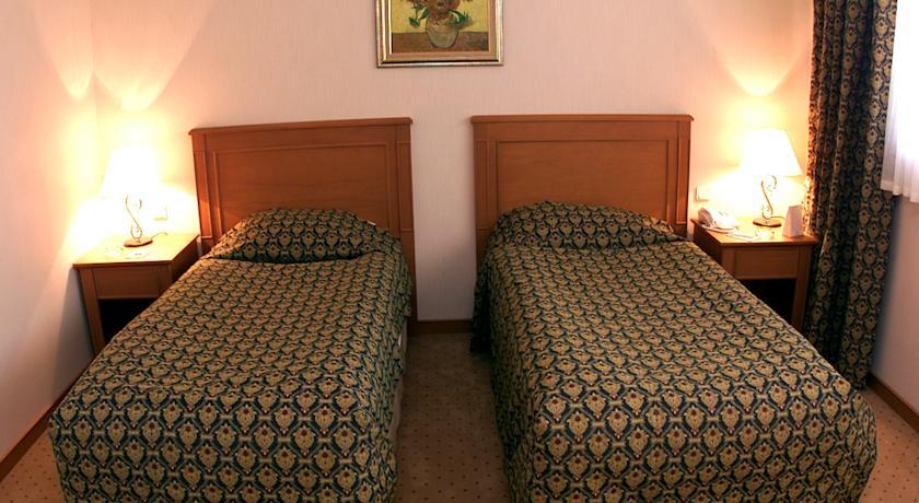 Twin Room Wyndham Tashkent