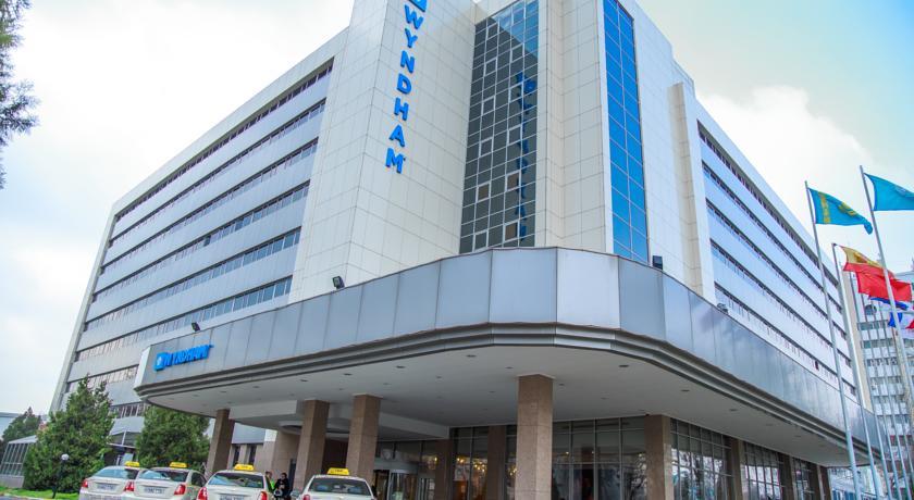 Wyndham Tashkent 4