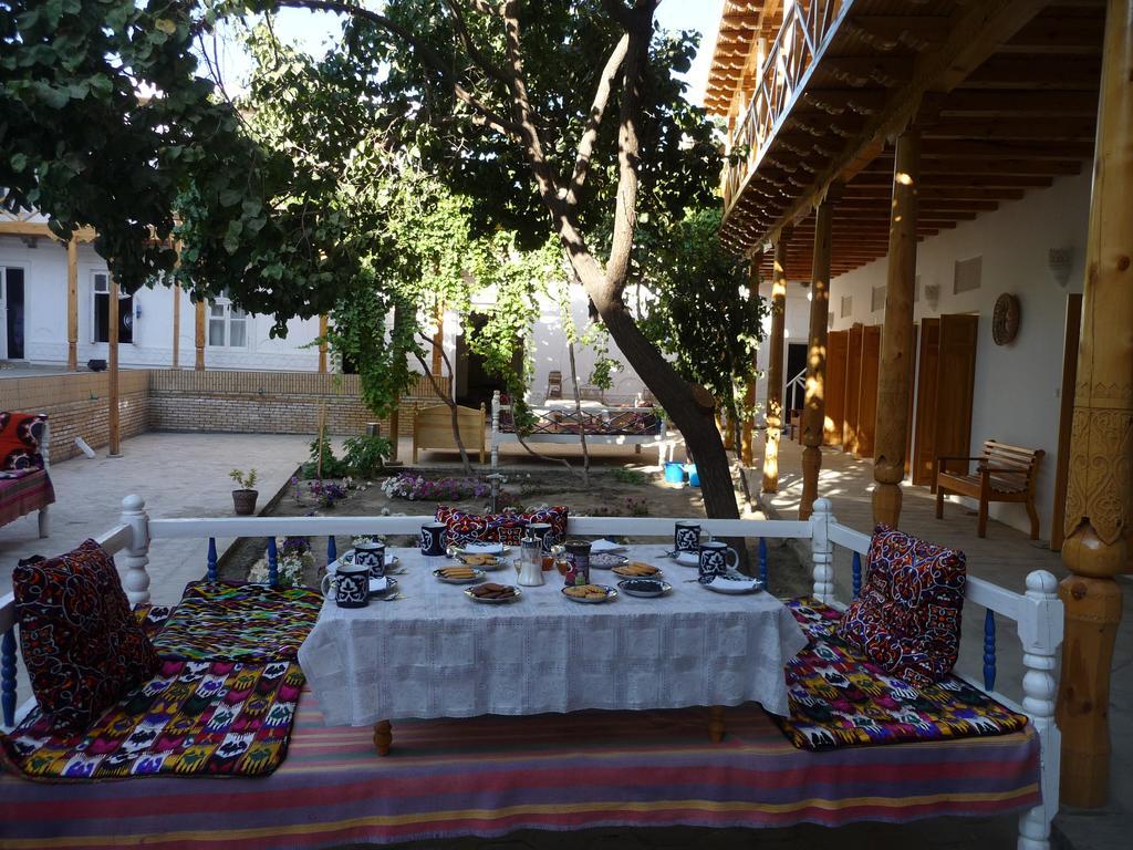 Yard Hovly Poyon Bukhara 5