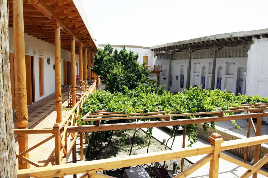 Yard Hovly Poyon Bukhara