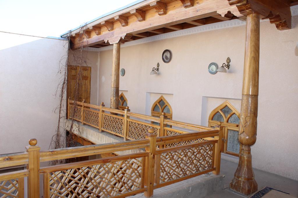 Yard Nazira&Azizbek Bukhara 2