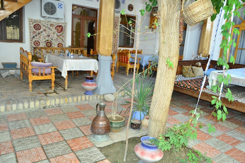 Yard Nazira&Azizbek Bukhara